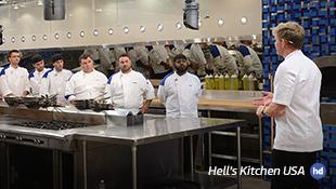 Hells Kitchen Usa On Uk Tv