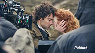 Poldark - Behind the scenes
