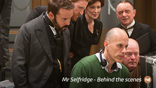 Mr Selfridge - Behind the scenes